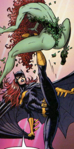 Poison Ivy's ass